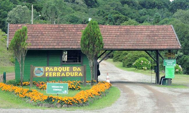 Entrada Parque da Ferradura