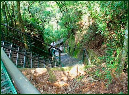 Escada da Perna Bamba