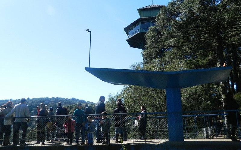 Mirante Parque do Caracol