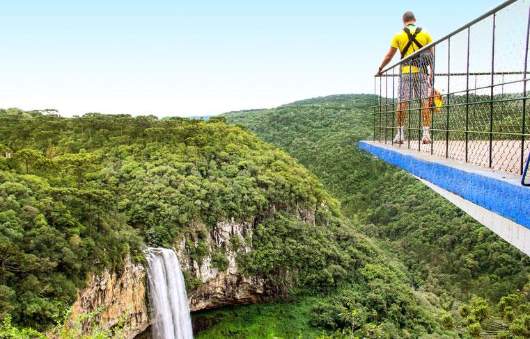 Vista Mirante - Parque do Caracol